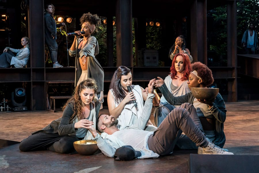 Jesus Christ Superstar returns to Regent's Park Open Air Theatre