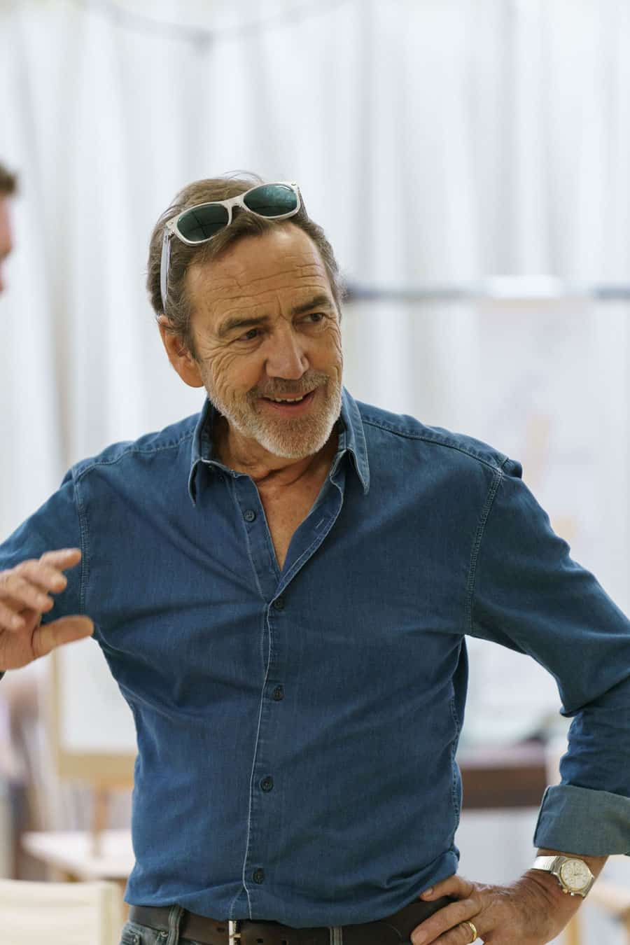 Robert Lindsay in Prism at Hampstead Theatre