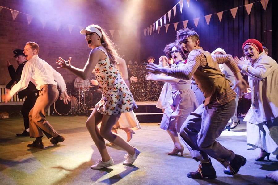 Salad Days at Union Theatre
