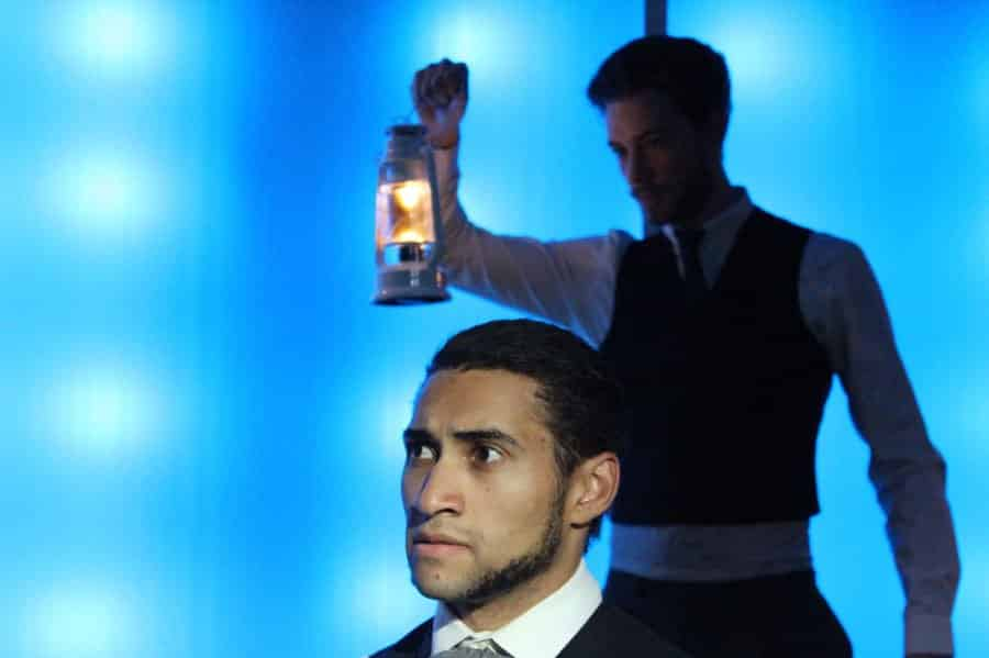The Burial Of The Rats presented by Fourth Monkey at Edinburgh Festival Fringe