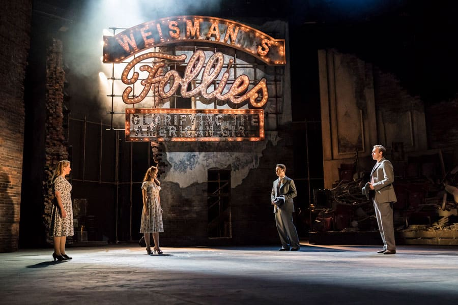 Stephen Sondheim's Follies at National Theatre