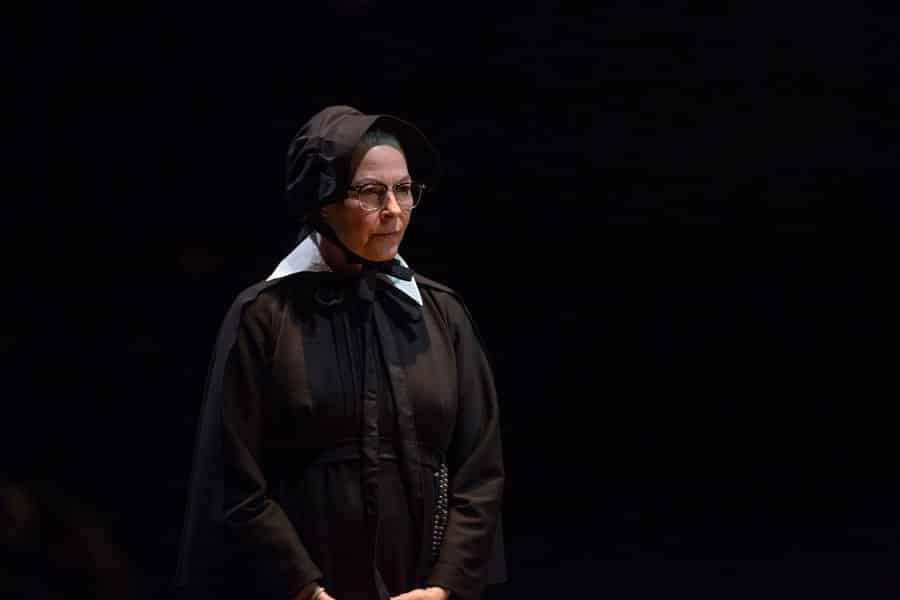 Stella Gonet in Doubt A Parable at Southwark Playhouse