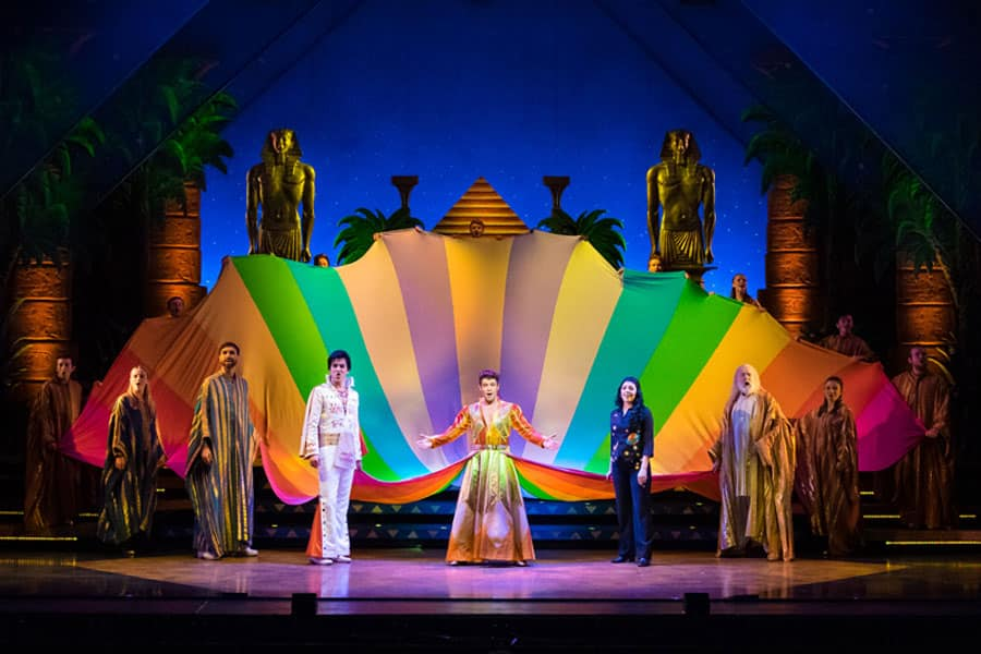 REVIEW: Joseph And The Amazing Technicolor Dreamcoat, New Victoria Theater ✭✭✭✭