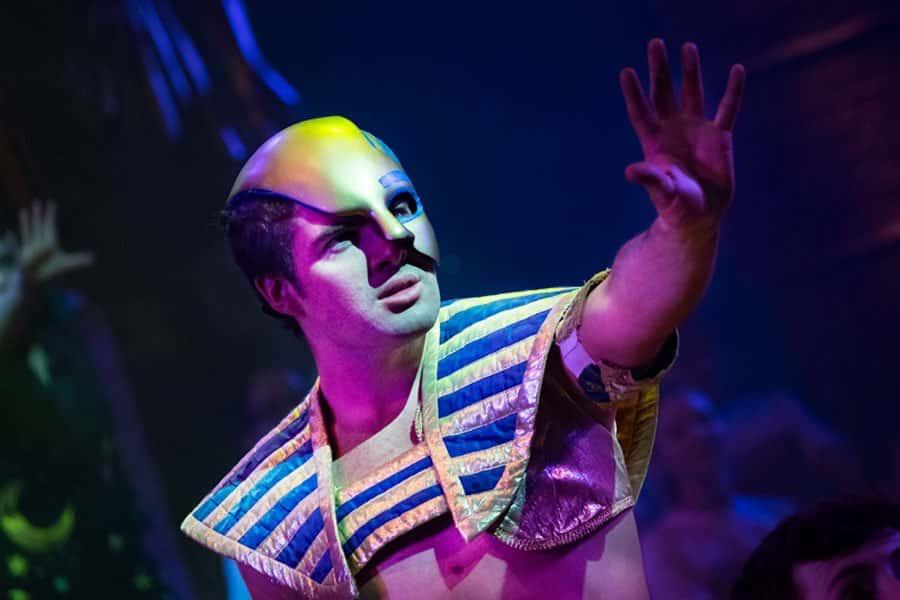 Joe McEldery as Joseph
