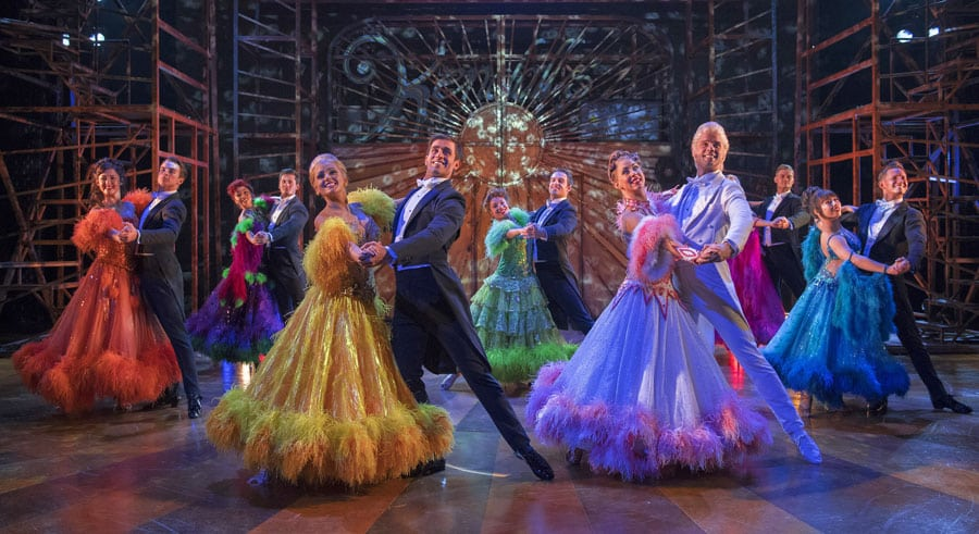 Strictly Ballroom the musical comes to Piccadilly Theatre in 2018