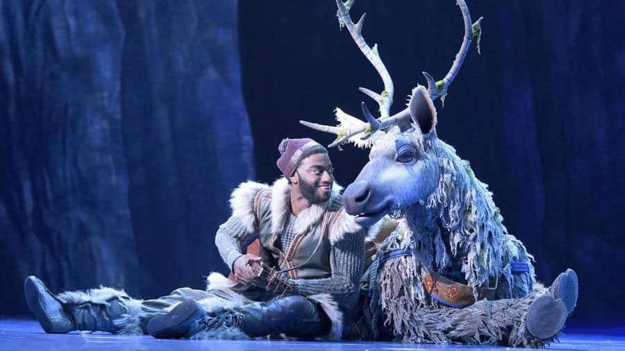 Disney Theatricals Frozen the musical