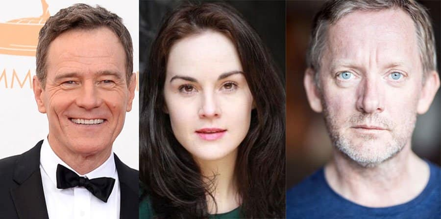 Douglas Henshall joins Bryan Cranston and Michelle Dockery in Network at National Theatre