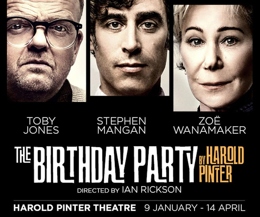 Harold Pinter's The Birthday Party Recieves Major Revival