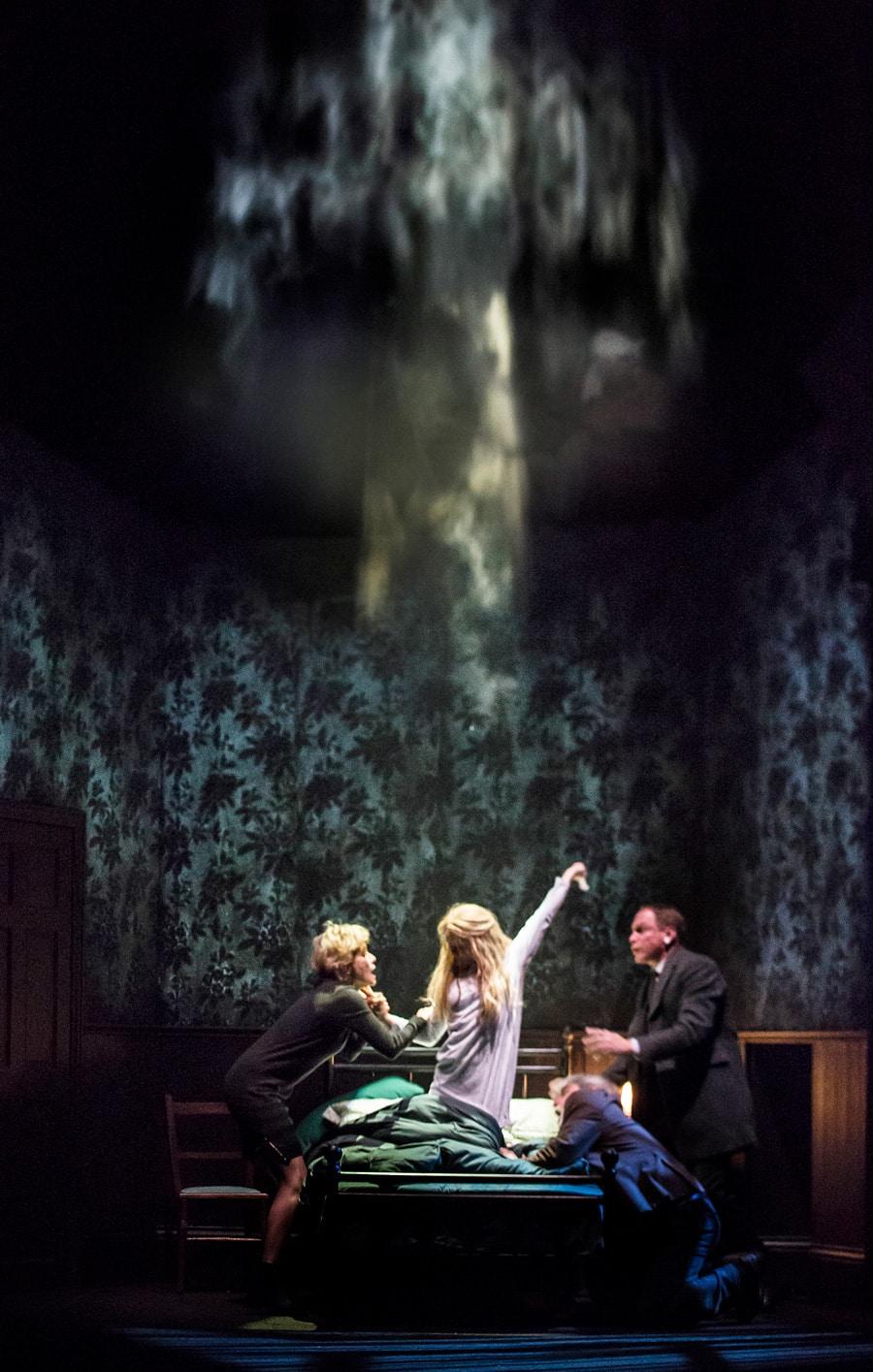 The Exorcist at Phoenix Theatre London