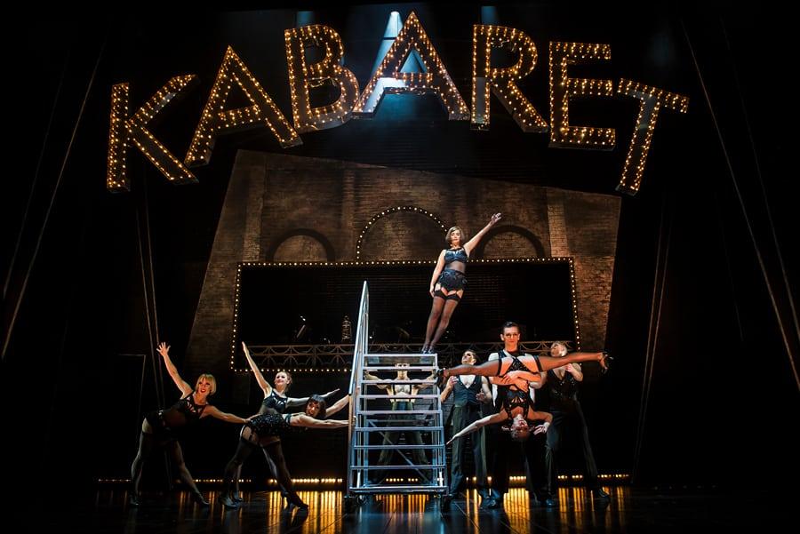 Cabaret UK Tour