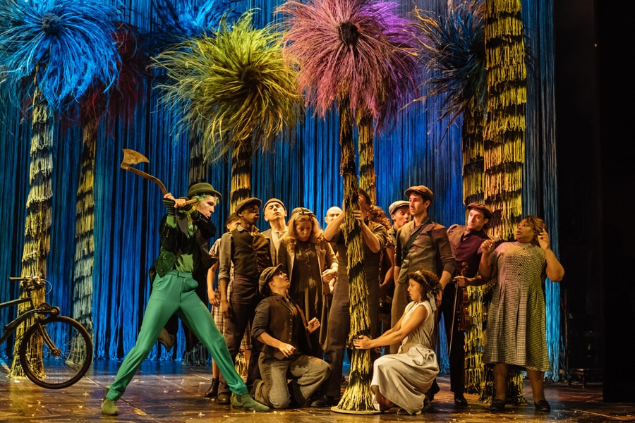Dr Seuss' The Lorax at the Old Vic