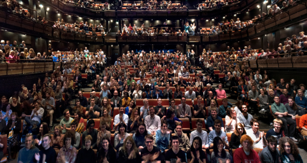 FIRST LOOK: The Bridge Theatre, London's Newest Theatre