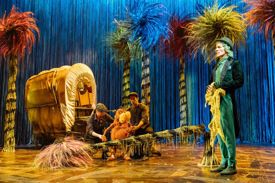 The Lorax returns to the Old Vic