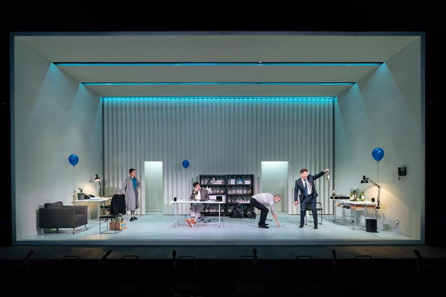 The Fall Of The Master Builder at West Yorkshire Playhouse