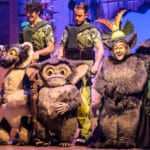 Madagascar musical uk tour 2019