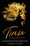 Tina Turner Musical tickets