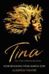 Tina Turner Musical tickets