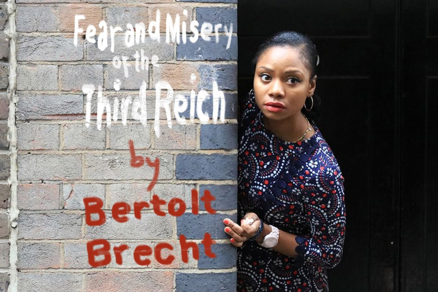 Brecht Fear and Misery of the Third Reich Brockley Jack Theatre