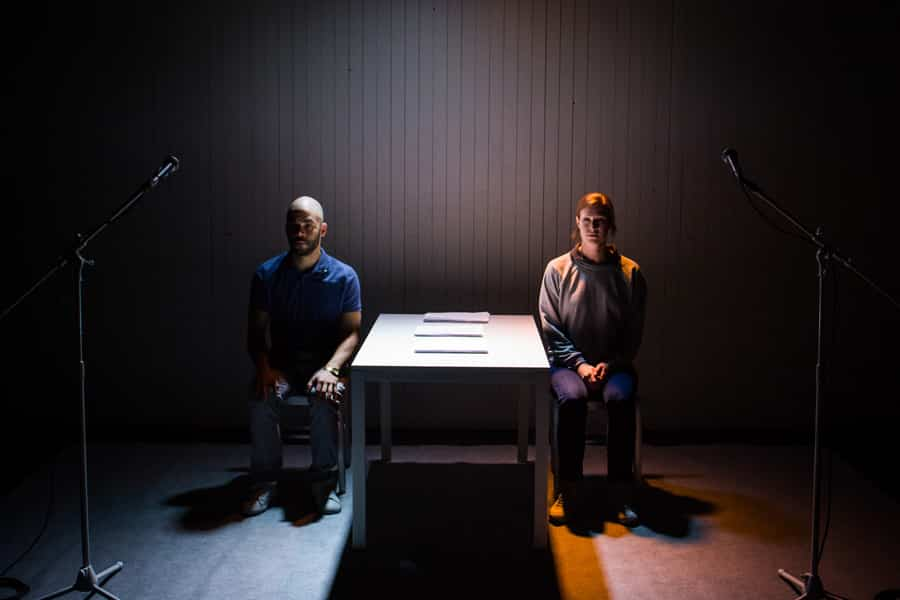 Heather at Bush Theatre review