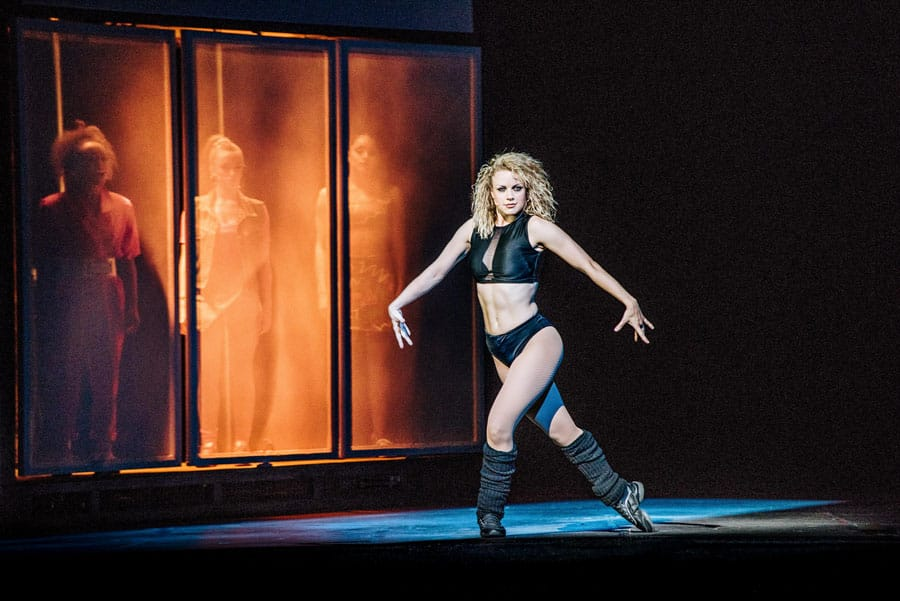 Flashdance UK Tour
