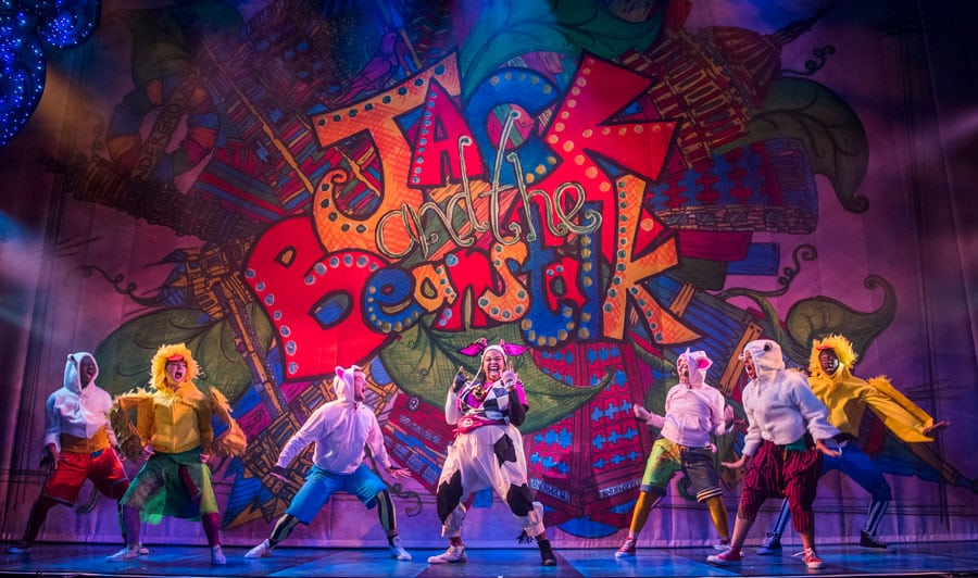 Jack and the Beanstalk at Lyric Hammersmith
