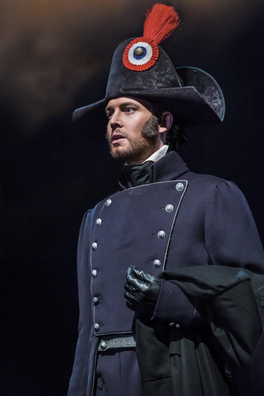David Thaxton returns as Javert to Les Miserables London