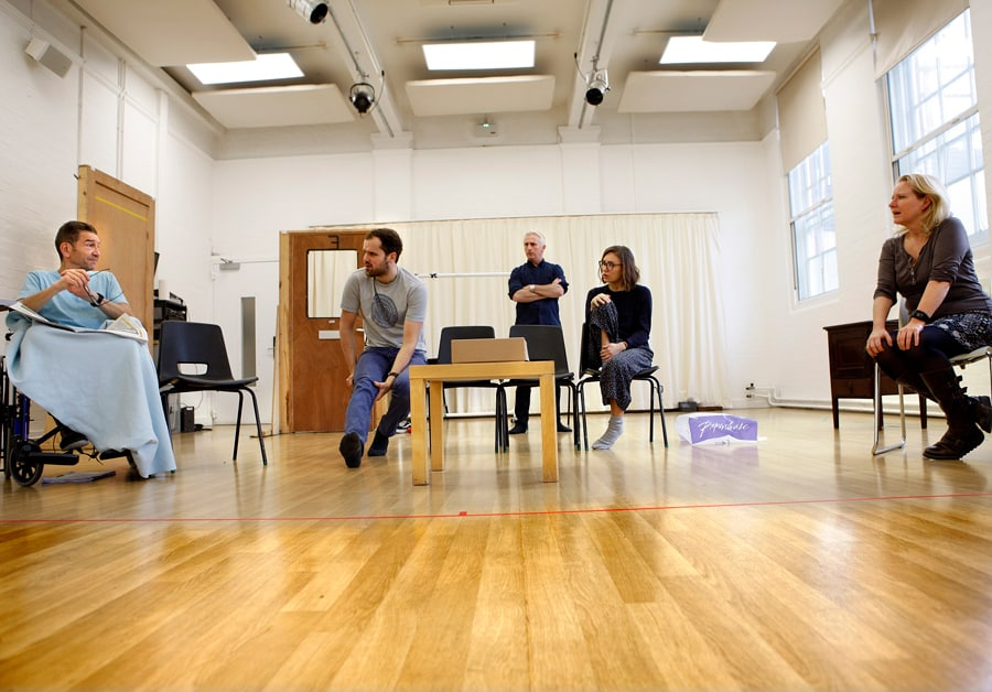 The Open House by Will Eno cast announced