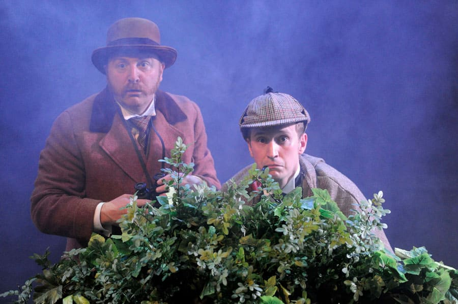 The Hound of the Baskervilles comes to Jermyn St Theatre this Christmas