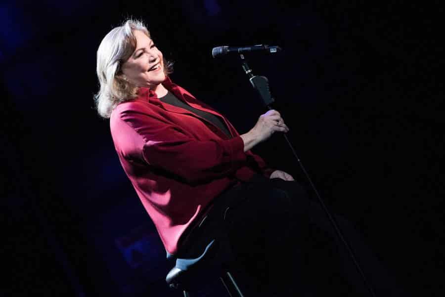 Kathleen Turner Finding My Voice UK Tour