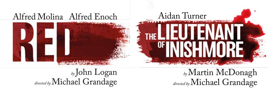Michael Grandage Company returns to the West End with Red and The Lieutenant of Inishmoore