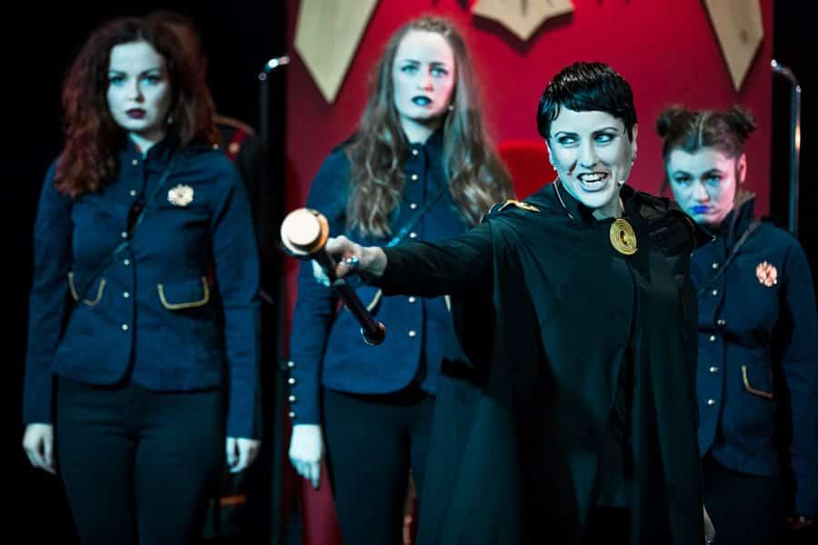 Rasputin Rocks at Stockwell Playhouse review