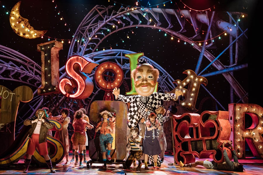 Pinocchio Review National Theatre