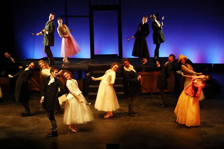 Animus Laban Theatre