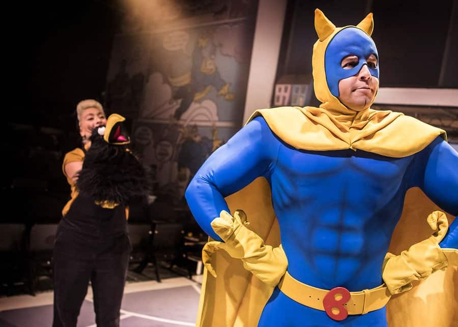 Bananaman the musical