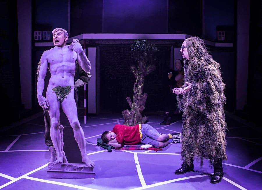 Bananaman the musical at Southwark Playhouse
