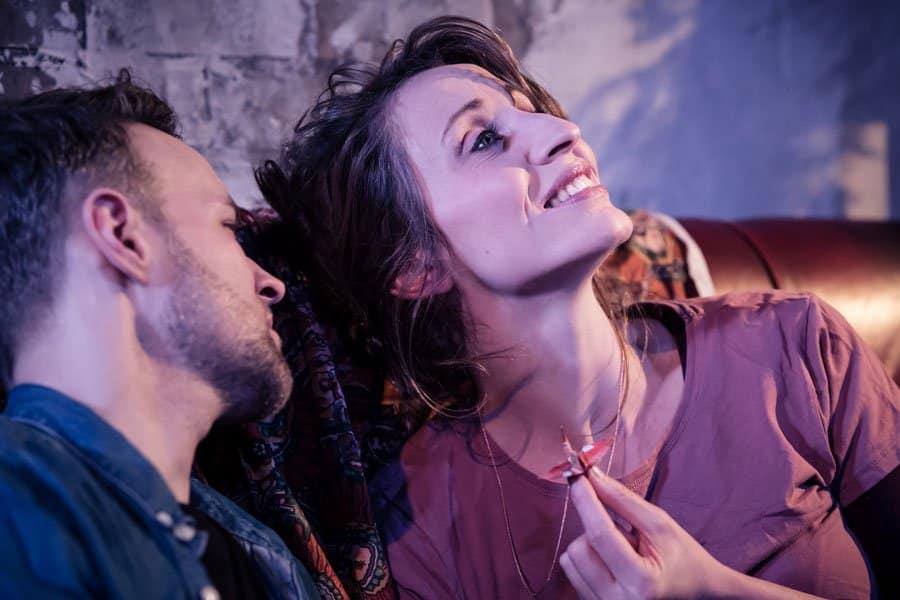 La Boheme review Trafalgar Studios
