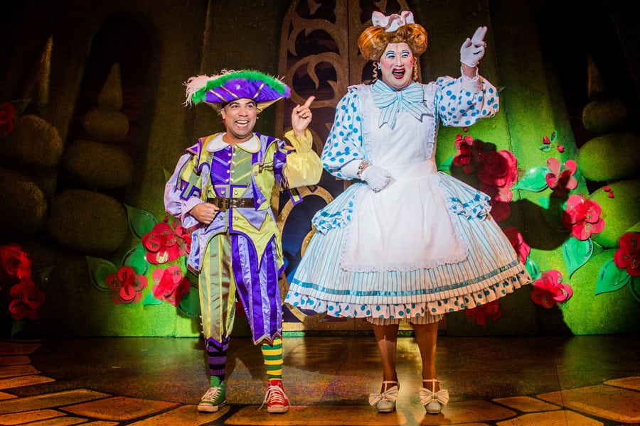 Snow White and the Seven Dwarfs Review Mercury Theatre Colchester