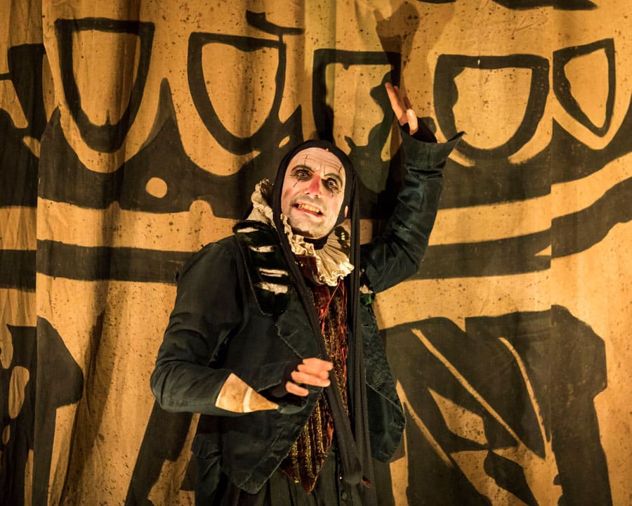 The Grinning Man Review London