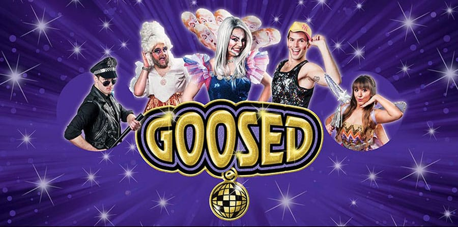 Goosed panto review Royal Vauxhall Tavern
