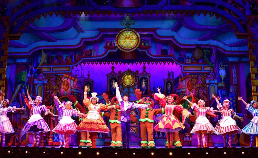 Dick Whittington review London Palladium