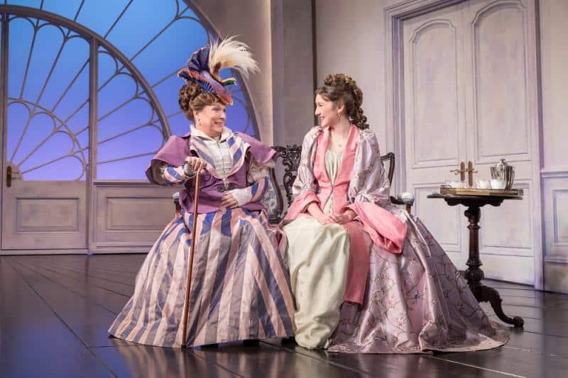 Lady Windermere's Fan Vaudeville Theatre