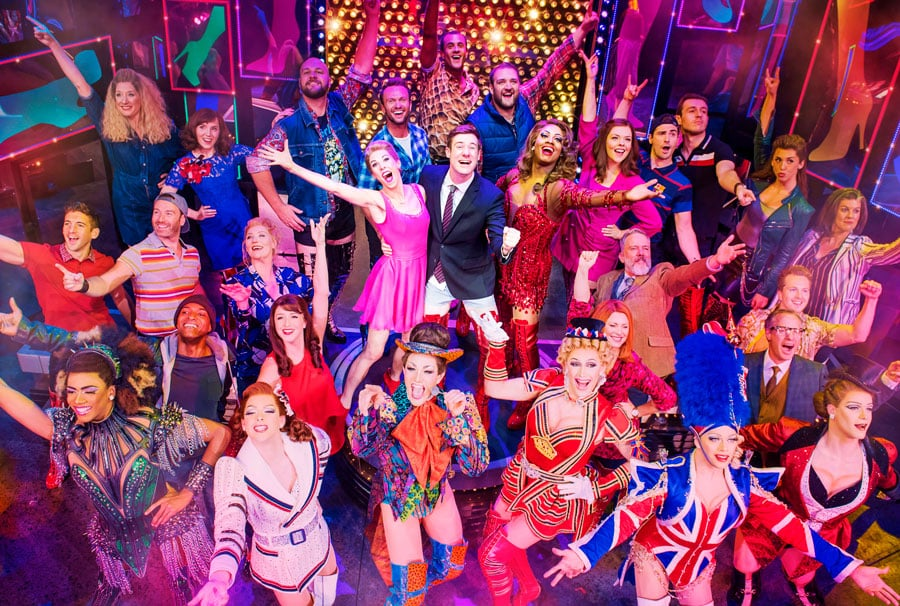 Kinky Boots London celebrates 1000th performance