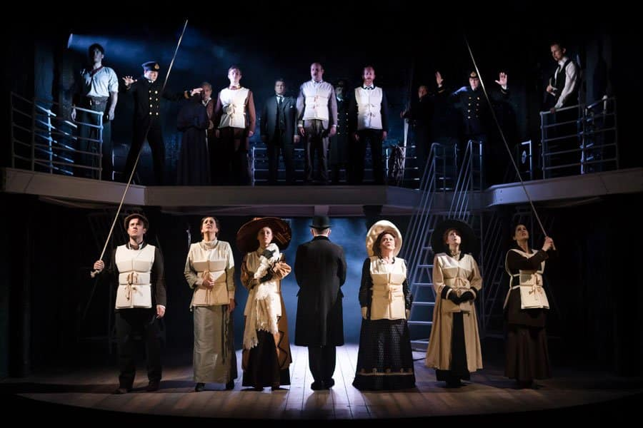 Titanic the musical UK Tour