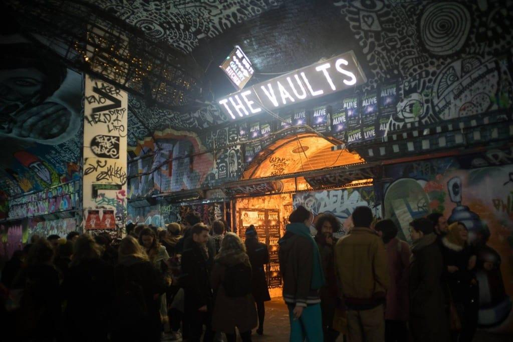 Vault Festival 2018 London