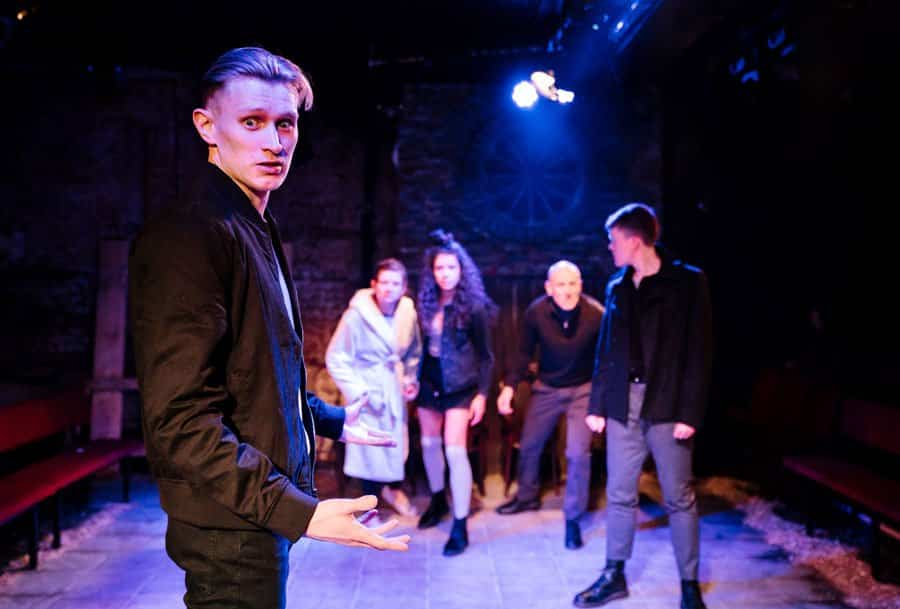 East Review Steven Berkoff Kings Head Theatre