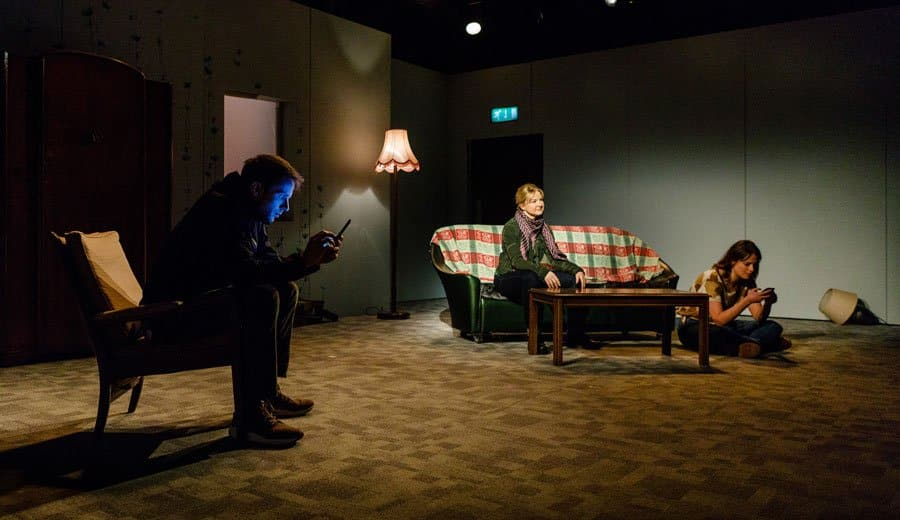 The War Has Not Yet Started Southwark Playhouse