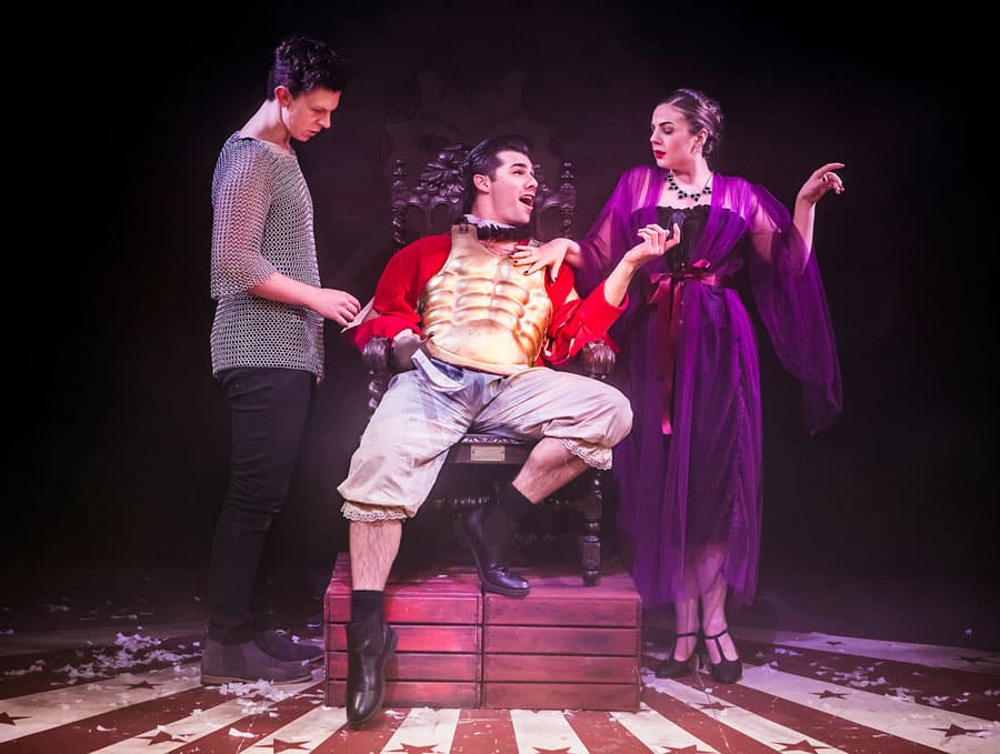 Pippin Southwark Playhouse
