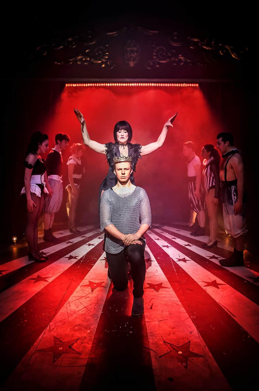 Pippin at Southwark Playhouse