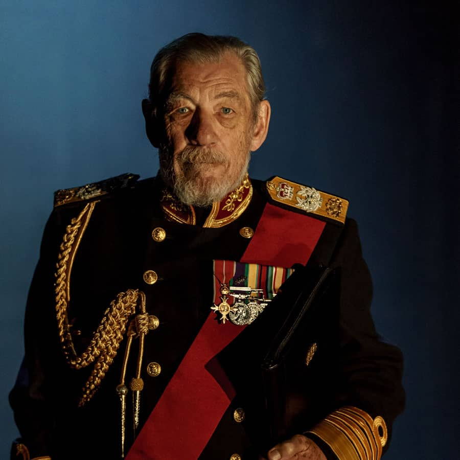 King Lear starring Ian McKellen at Duke OF York's Theatre