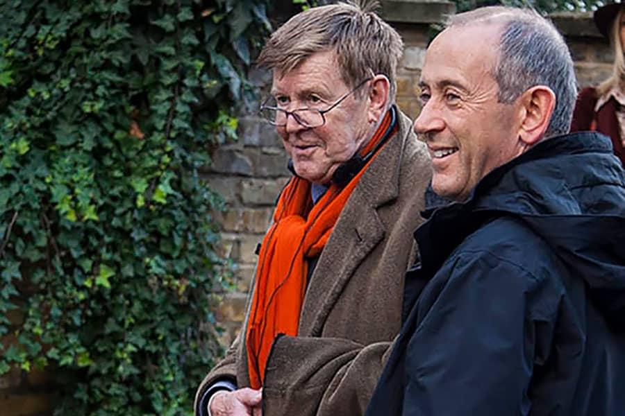Alan Bennett and Nicholas Hytner premiere new play at Bridge Theatre